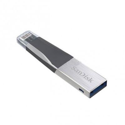 فلش سن دیسک 128 گیگابایت مخصوص آیفون و آیپد