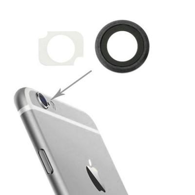 شیشه لنز دوربین آیفون سری 6 اصلی | iPhone 6 Series Original Rear Camera Lens Cover