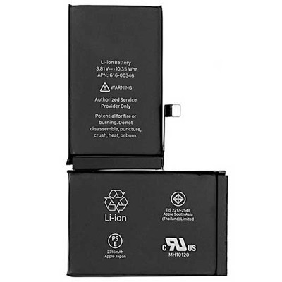 باطری باتری اصلی آیفون ایکس iphone x