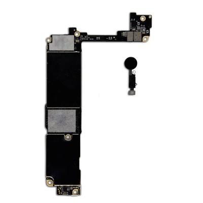 مادربرد 128GB آیفون 7 به همراه تاچ آیدی | iPhone 7 Original Logic Board