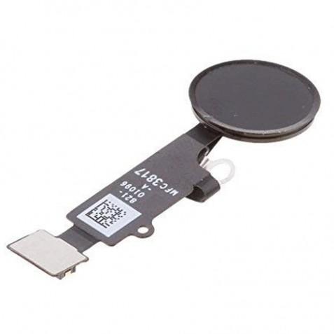 دکمه هوم اصلی آیفون 8 مشکی   iPhone 8 Original Home Button