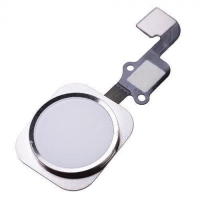 دکمه هوم اصلی آیفون 6 سفید | iPhone 6 Original Home Button Assembly