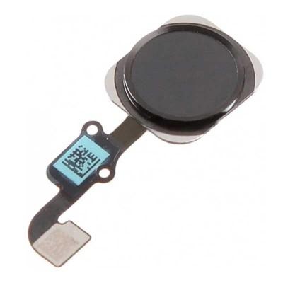 دکمه هوم آیفون 6s اصلی مشکی | iPhone 6s Original Home Button Assembly