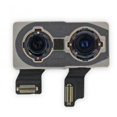 دوربین پشت آیفون XS اورجینال باز شده از روی گوشی در فروشگاه اپل سرویس