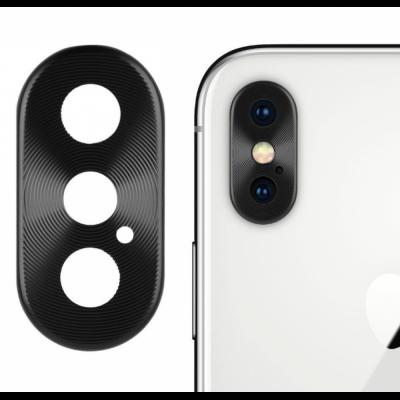شیلد لنز دوربین آیفون X اصلی | iphone x rear camera lens cover