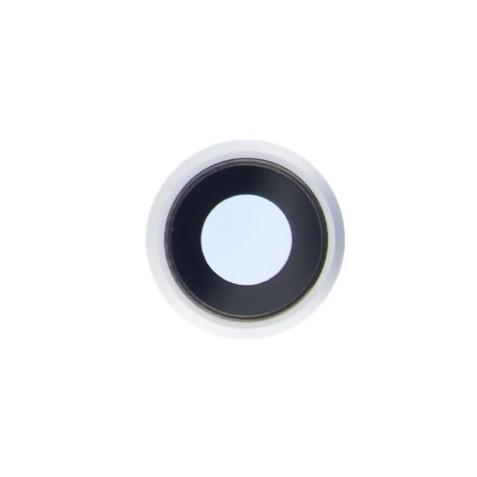شیشه لنز اصلی دوربین آیفون 8 نقره ای| iPhone 8 Rear Camera Original Lens Cover
