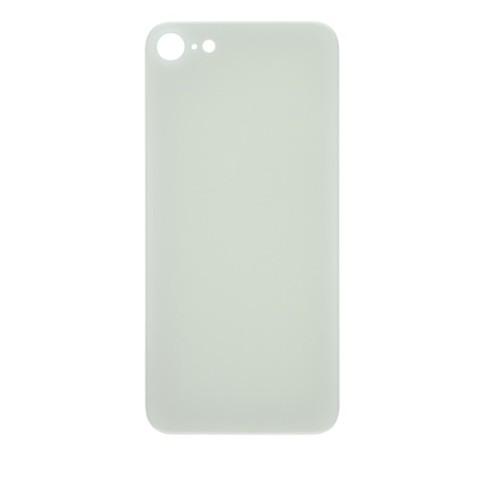 گلس شیشه پشت آیفون 8 اصلی نقره ای | iPhone 8 Original Rear Glass Panel