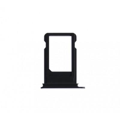 خشاب سیم کارت آیفون سری 7 اصلی سرمه ای | iPhone Original 7 Series SIM Card Tray