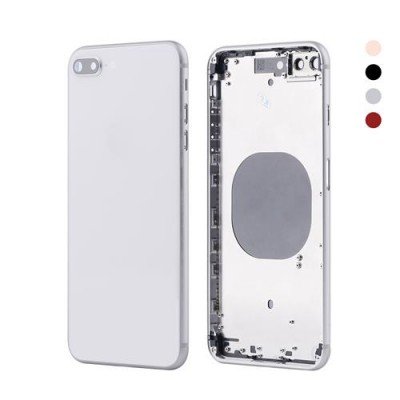 بدنه قاب کامل آیفون 8 پلاس اصلی | iPhone 8 Plus Original Full Body Back Panel