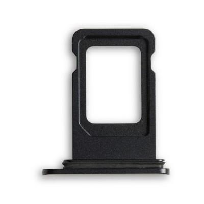 خشاب سیم کارت آیفون XR اصلی دوگانه | iPhone XR Original Dual SIM Card Tray