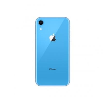 بدنه قاب کامل آیفون XR اصلی آبی   iPhone XR Original Full Body Back Panel