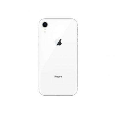 بدنه قاب کامل آیفون XR اصلی سفید   iPhone XR Original Full Body Back Panel