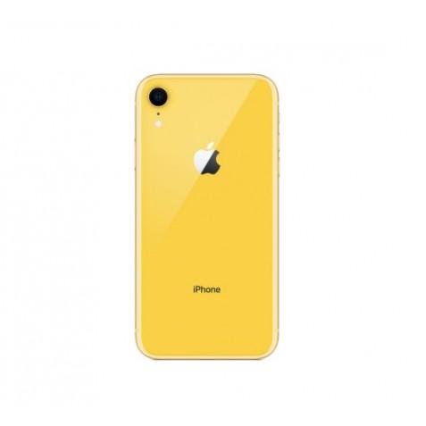 بدنه قاب کامل آیفون XR اصلی زرد | iPhone XR Original Full Body Back Panel