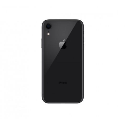 بدنه قاب کامل آیفون XR اصلی مشکی   iPhone XR Original Full Body Back Panel
