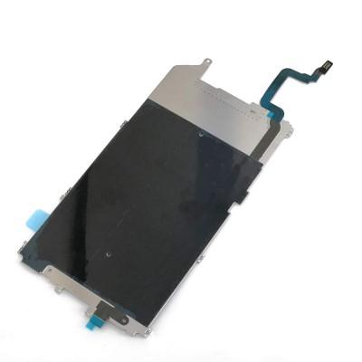 فلت دکمه هوم تاچ آیدی آیفون 6 اصلی   iPhone 6 LCD Shield Plate with Home Button Cable