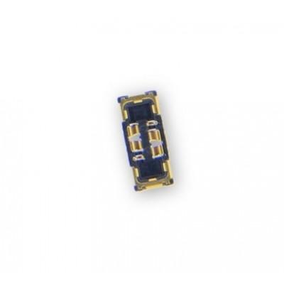 کانکتور باتری روی برد آیفون 8 اورجینال
