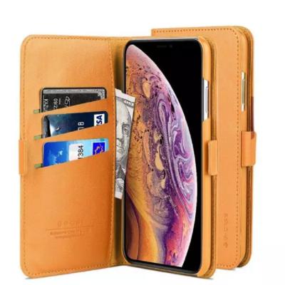 کیف چرمی G-CASE Honour مناسب Iphone XS