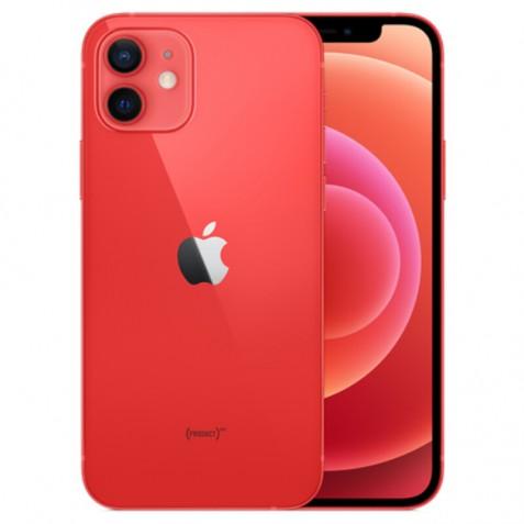 تصویر آیفون 12 رنگ قرمز ۱۲۸ گیگ