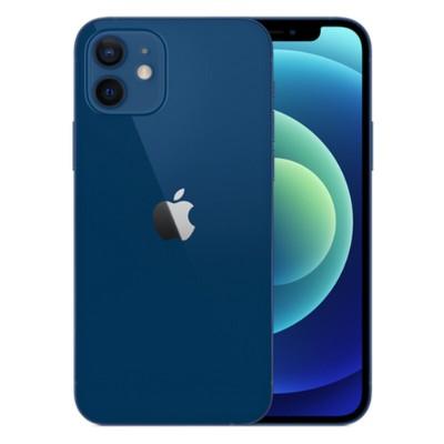 تصویر آیفون 12 حجم 256 رنگ آبی