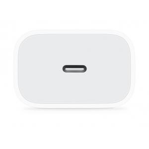 آداپتور شارژر سریع آیفون 20 وات اصلی   20W USB-C Power Adapter