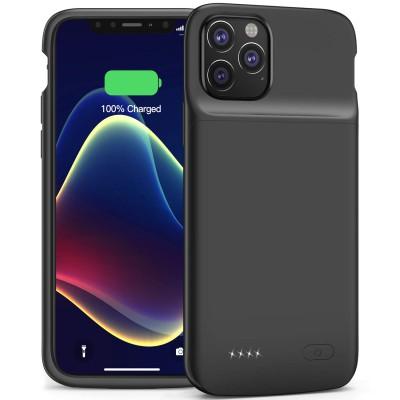قاب سیلیکونی باتری دار آیفون ۱۱ پرو مکس | iPhone Smart Battery Case