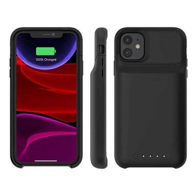 قاب سیلیکونی باتری دار آیفون ۱۱ | iPhone 11 Smart Battery Case
