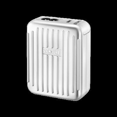 آداپتور 30 وات دیواری و رومیزی با 4 پورت   4Port 30W Desktop/Wall Charger with PD