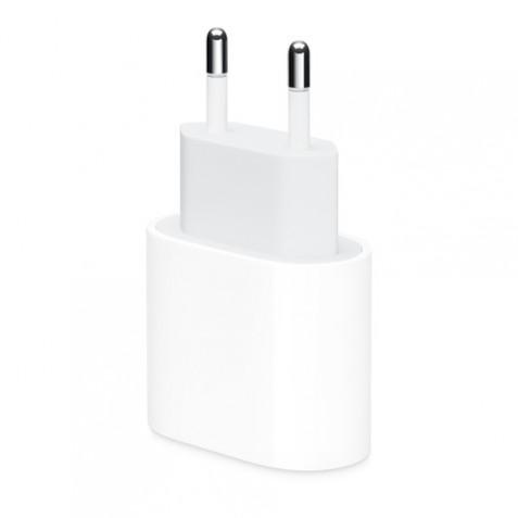آداپتور شارژر سریع آیفون 18 وات اصلی | 18W USB-C Power Adapter