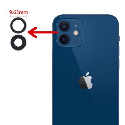 شیشه لنز دوربین آیفون 12 اصلی | iPhone 12 Rear Camera Lens Cover