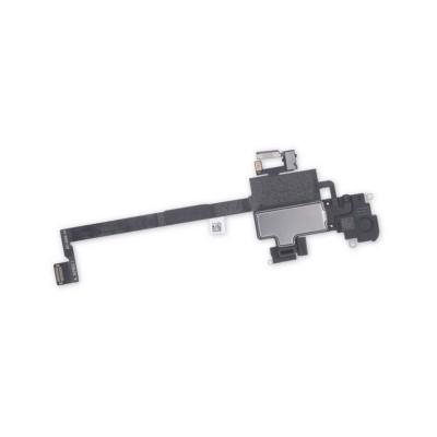 فلت اسپیکر مکالمه و سنسور آیفون XS Max اصلی   iPhone XS Max Earpiece Speaker & Sensor Assembly
