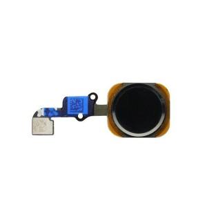 دکمه هوم اصلی آیفون 6 مشکی| iPhone 6 Original Home Button Assembly