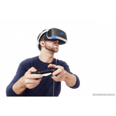پلی استیشن VR سونی به همراه دوربین