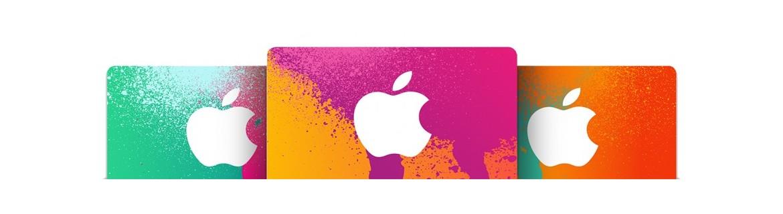 گیفت کارت اپل | Apple Gift Cards