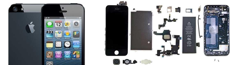 قطعات اورجینال آیفون 5 | iPhone 5 Parts