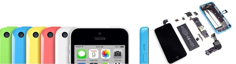 قطعات اورجینال آیفون 5 سی، apple iPhone 5c