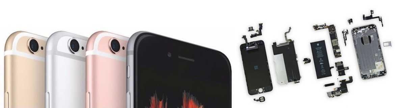 خرید قطعات آیفون 6 اس | iPhone 6s Parts