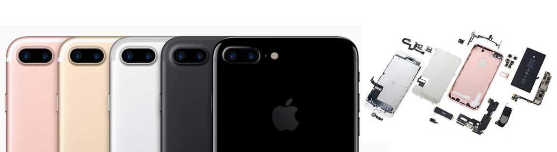خرید قطعات آیفون 7 پلاس | iPhone 7 Plus Parts