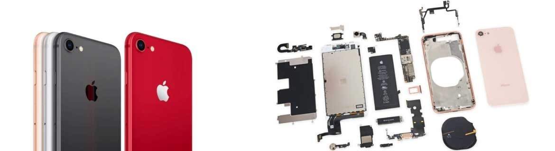 خرید قطعات آیفون 8 | iPhone 8 Parts