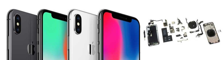 آیفون X ایکس   iPhone x Parts