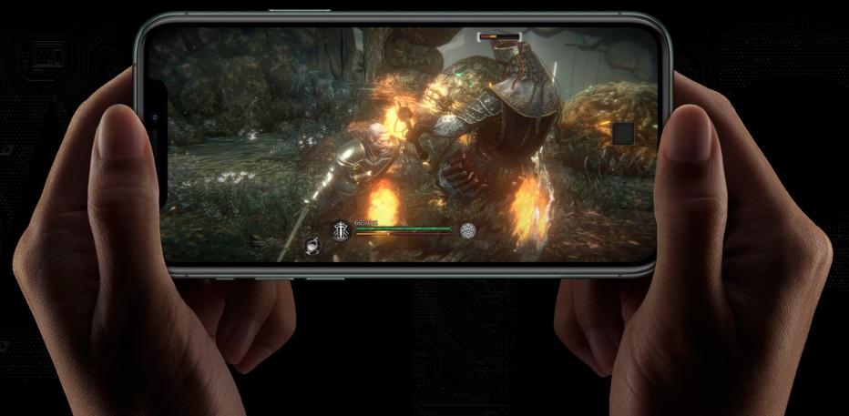 صفحه نمایش ایفون 11 پرو