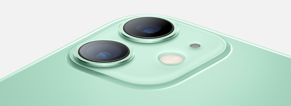 لنز دوربین آیفون 11- منبع سایت اپل